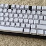 Varmilo VB87M Slight Angle View